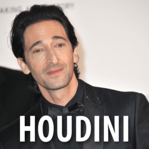 Today Show: Adrien Brody Houdini Miniseries & Tamron Hall Magic Trick