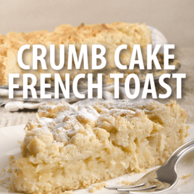 Good Morning America: Buzzfeed Coffee Crumb Cake French Toast Recipe