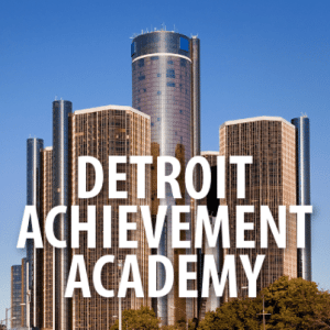 Detroit Achievement Academy & Ellen Gets A Library Named After Her