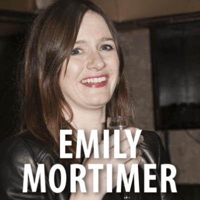 The Talk: Emily Mortimer New Show Em & Dolly & Alessandro Nivola