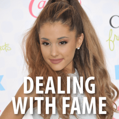 Today: Ariana Grande Cat Valentine, Dealing With Fame & Insecurities
