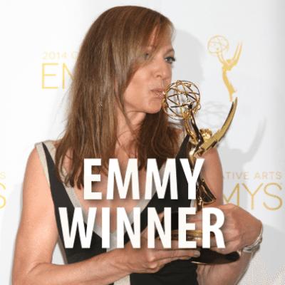 Kelly & Michael: Allison Janney 'Mom'