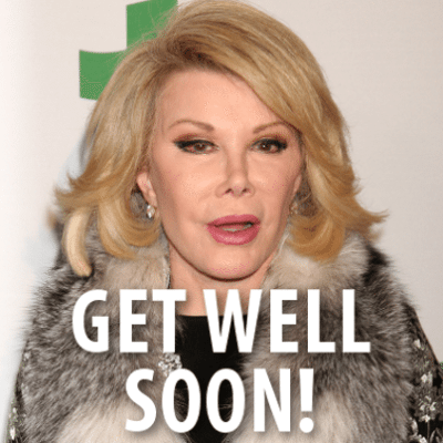 Live: Prayers For Joan Rivers, Robin Williams + Celebrity Photos Leak