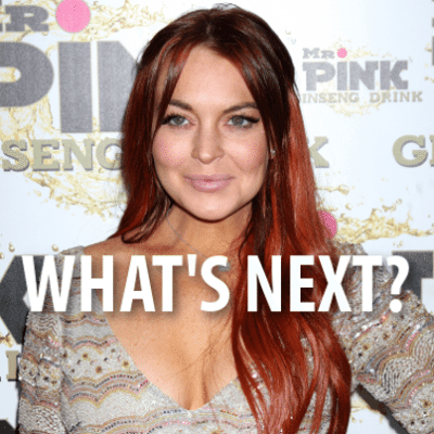 "Lindsay Lohan Dating? + Spotted Friend App & 2004 ""Over"" Performance"