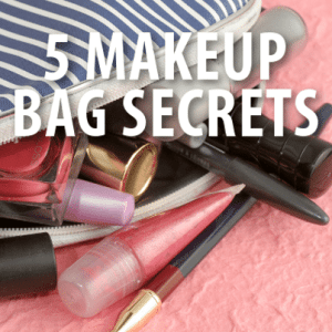 5 Things You Need In Your Makeup Bag + Dominant Brow For Youthful Look