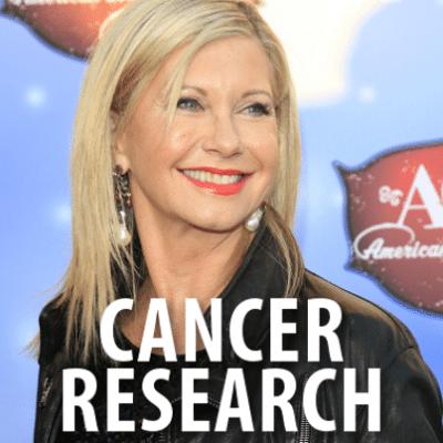 The Talk: Olivia Newton-John Cancer Health Center & Magic Performance
