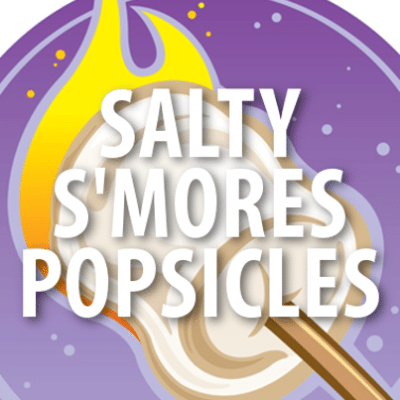 Buzzfeed Mash Ups: Good Morning America Salty S'moresicles Recipe