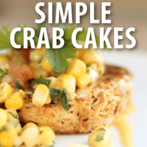 Today Show: Seth Adams Crab Cakes with Corn & Avocado Relish Recipe