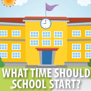 why school should start later Yes schools should start later schools should start later in the morning most school start very early, around 6 or 7 am, this cause many students wake up at as early as 4 am.