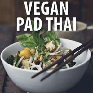 Ellen: Wolfgang Puck's Vegan Pad Thai Recipe & Academy Awards Recipes