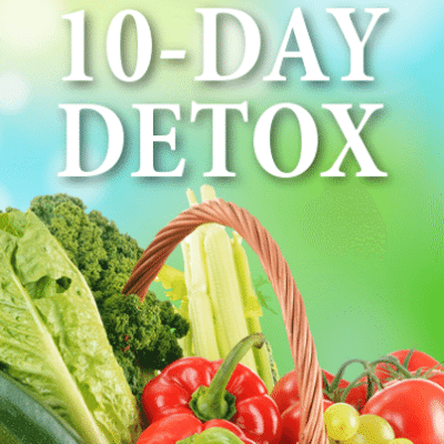 Dr. Oz: 10-Day Detox Diet Review & Cut Out Wheat, Dairy, and Sugar