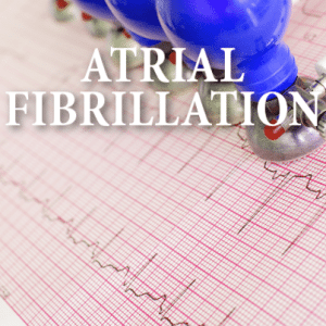 The Drs.: Atrial Fibrillation + NASCAR's Michael Waltrip Contest