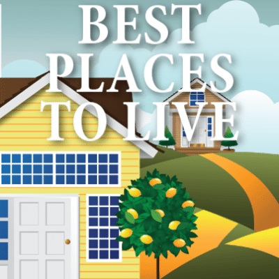 Live!: Best Places to Live in the US + World's Happiest Countries