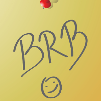 What Does BRB Mean? + Funny Facebook Posts & Phone Call To Viewer