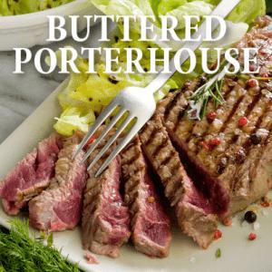 The Talk: Adam Perry Lang Butter Bombed Porterhouse Hoagies Recipe
