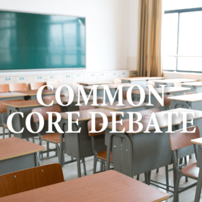 Sunday Morning: Common Core National Funding + Majority Disapproval?