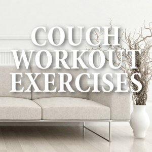 Dr Oz: Chris Powell Stretches & Simple Couch Exercises Vs Atrophy