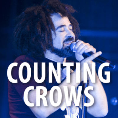 Live!: The Counting Crows God of Ocean Tides + Long December Review