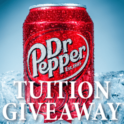 Ellen: Dr. Pepper Tuition Giveaway + Surprise For LSU Student