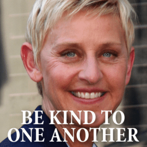 Ellen: Be Kind To One Another + How To Twerk & Scandal Premiere