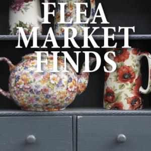 The Chew: Lara Spencer Flea Market Fabulous & Audience Treasure Finds