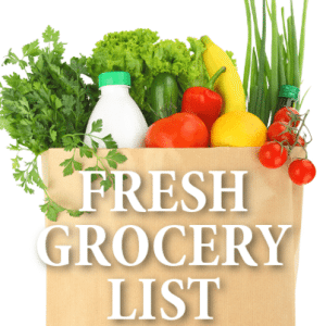 Dr Oz: Healthy Shopping For Bread, Fruits, Vegetables & Canned Food