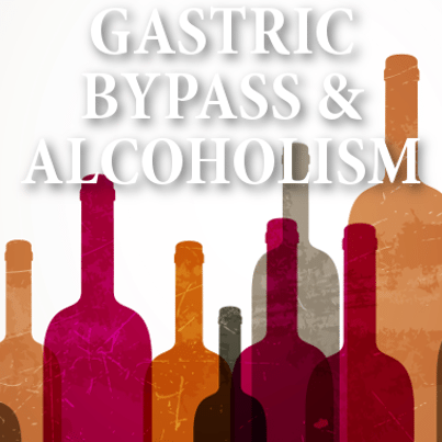 alcohol addiction gastric bypass