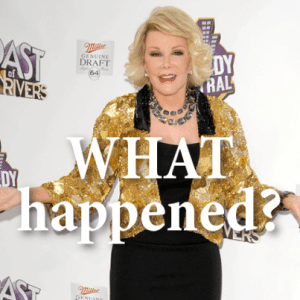 The Drs.: Joan Rivers Death Questions + Orlando Jones #SMOCK Video