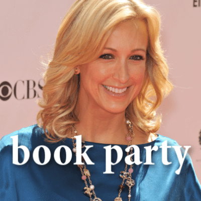 Kelly & Michael: Lara Spencer Book Party + Dancing With The Stars