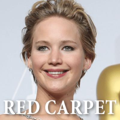 Oscars Red Carpet + Lupita Nyong'o, Julia Roberts, Jennifer Lawrence