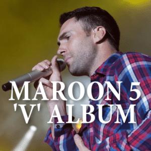 """Maroon 5 """"Maps"""" + Ellen DeGeneres Accepts ALS Ice Bucket Challenge"""