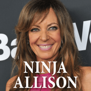 Allison Janney came by Ellen to talk about hosting the 2015 People's Choice Awards and her injury in Ellen's parking lot when she finished the American Ninja Warrior obstacle course. (Jaguar PS / Shutterstock.com)
