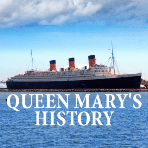 Sunday Morning: Queen Mary War Brides, History + Long Beach Hotel