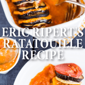Kelly & Michael: Eric Ripert Ratatouille Recipe + UniChef Book