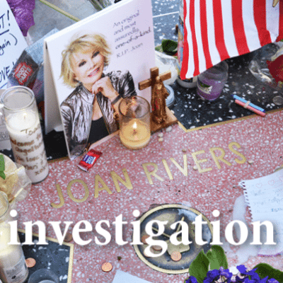 Dr. Oz: New Revelations About Joan Rivers' Death & Unauthorized Biopsy