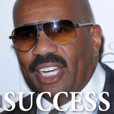 The Chew: Steve Harvey Act Like A Success, Think Like A Success Review