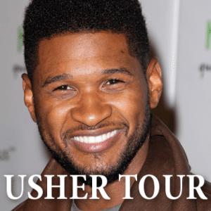 Ellen: Usher On Tour + American Ninja Warrior Parking Lot Challenge