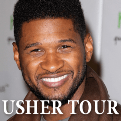 Ellen: Usher On Tour + American Ninja Warrior Parking Lot Challenge