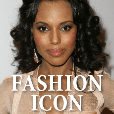 Kelly & Michael: Kerry Washington Fashion Icon + Scandal Review