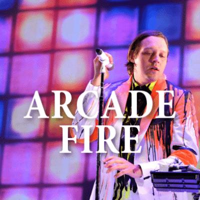 CBS Sunday Morning: Arcade Fire Music, Grammy Award & Haiti Relief