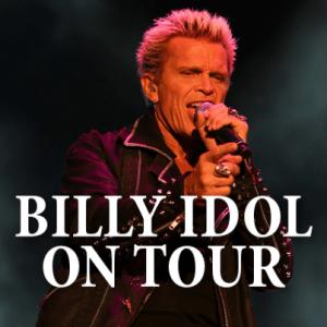 CBS Sunday Morning: Billy Idol Real Name, US Tour & Drug Addiction