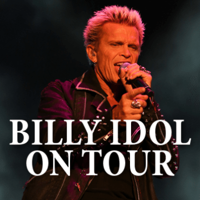 CBS Sunday Morning: Billy Idol Real Name, US Tour & Drug Addiction