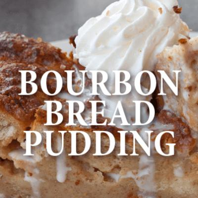 Today Show: Fresco By Scotto Caramel Bourbon Bread Pudding Recipe