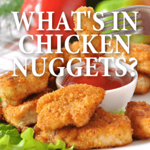 Drs: Shocking Processed Food Ingredients + What's In Chicken Nuggets?
