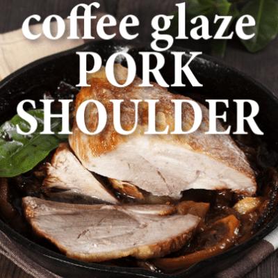 Kathie Lee & Hoda: Chuck Hughes Pork Shoulder with Coffee Glaze Recipe