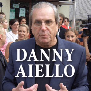 Sunday Morning: Danny Aiello Acting Trick, Pool Hustler & Who I Am