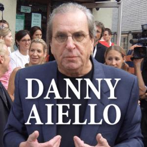 Sunday Morning: Danny Aiello Acting Trick, Pool Hustler & Who I Am