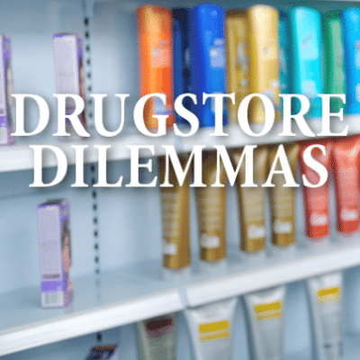 Ellen: Going to the Drugstore, Junk Drawer & The Kloons Sisters Review
