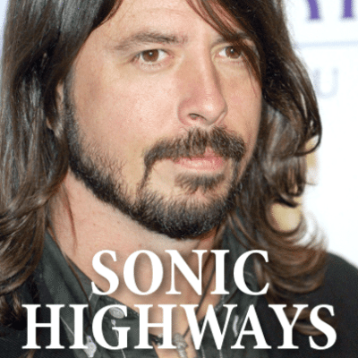 Dave Grohl from the Foo Fighters came by Ellen to talk about his new documentary series and album Sonic Highways. (Everett Collection / Shutterstock.com)