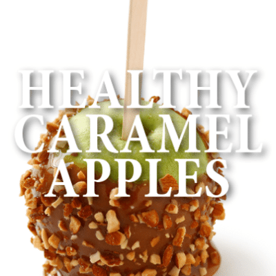 Rocco DiSpirito Healthy Caramel Apples Recipe & The Cure Starts Now